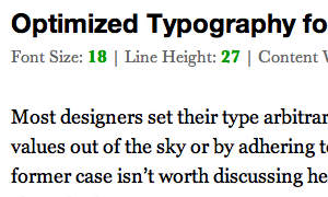 typography-calculator