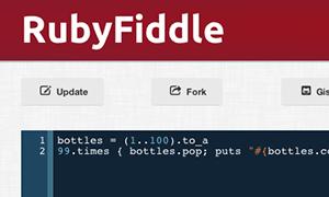 RubyFiddle